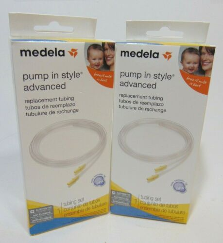 Medela Pump In Style Advanced Replacement Tubing Set Genuine Original NEW  2