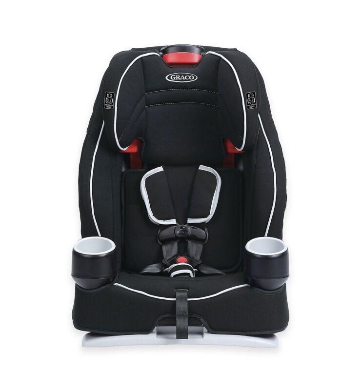 Graco Atlas 65 2-in-1 Harness Booster Car Seat, Glacier - NEW
