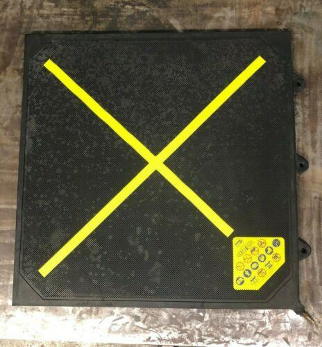 "Paratech MaxiForce KPI-44 Air Lifting Bag 28"" x 28"" 41.5 Ton Capacity 15"" High"