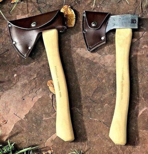 "Council Tool | Premium 1.25 lb Velvicut Hudson Bay Belt Hatchet | 14"" Handle"