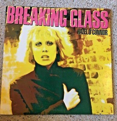 Breaking Glass - Breaking Glass - Hazel O'Conner Album LP