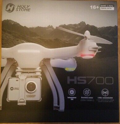Sacred Stone HS700 GPS Drone Brushless 1080p HD Camera FPV 5G WiFi RC Quadcopter