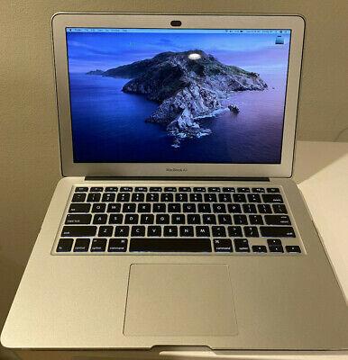 Macbook Air 13-inch, Early 2014, 1.4 GHz i5, 4 GB RAM, 128 GB Flash Storage