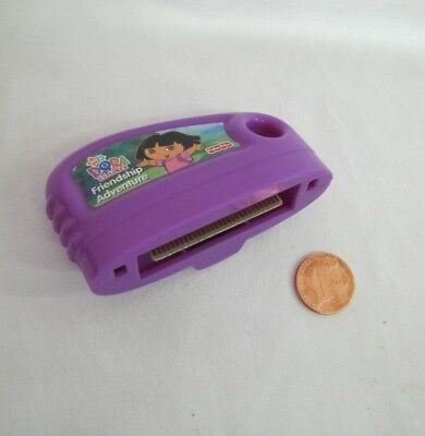 Fisher Price Smart Cycle DORA FRIENDSHIP ADVENTURE GAME CARTRIDGE LEARNING (Smart Cycle Dora)