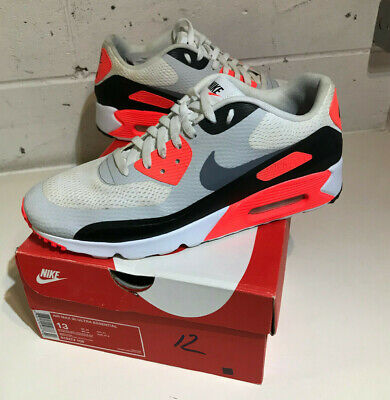 Nike Air Max 90 Ultra Essential Infrared ~ UK Size 12 Boxed...