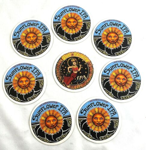 Beer Coasters - Mcmenamins - Sunflowers Collection