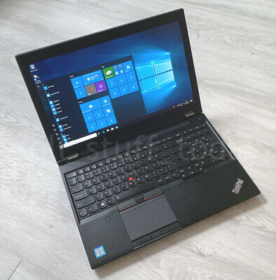 Lenovo ThinkPad P50 CAD/Gaming i7 laptop, 8GB/256SSD, Quadro M1000M -S86U