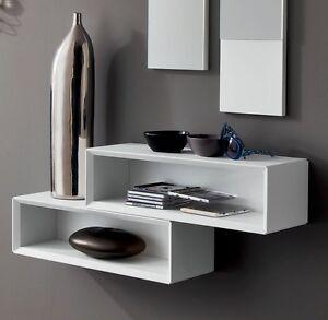 Mensole elementi a giorno design moderno pr lego ingresso for Mobile ingresso design moderno