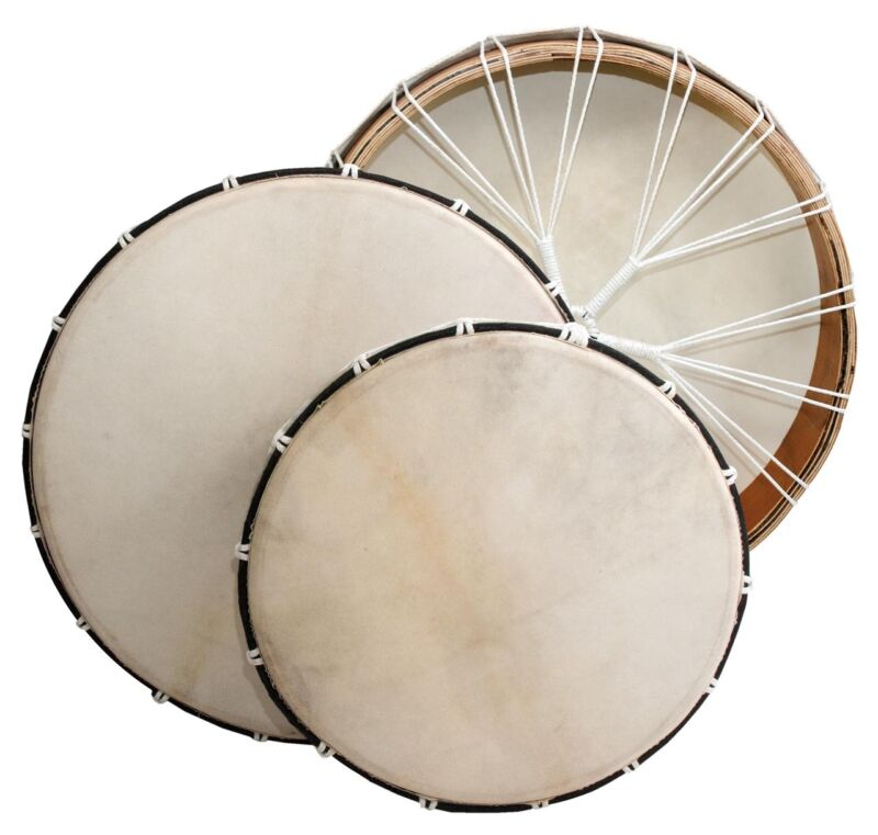 "Frame drum 20"""
