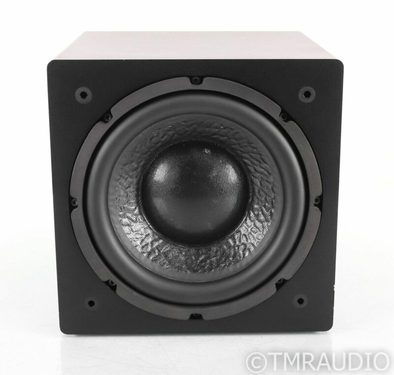 "REL Q150E 10"" Powered Subwoofer; Q-150E; Black"