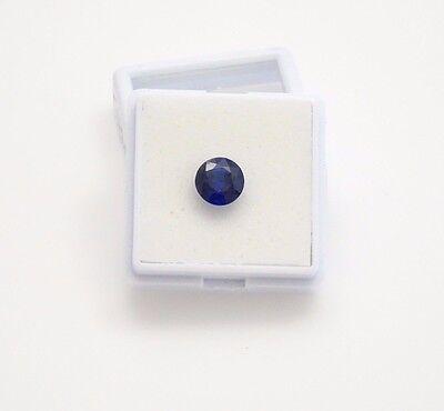 Kyanite 1.40ct - 7mm Round - Kyanite Loose Gemstone