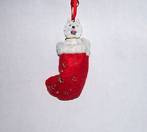 Westhighland-Stocking-Dog-Holiday-Ornament-Christmas