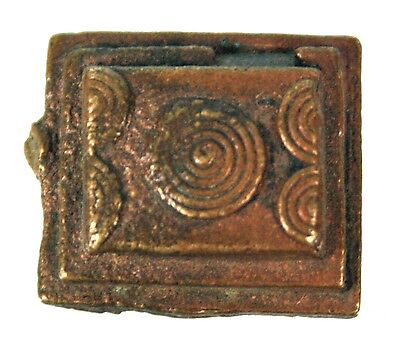 Art African - Old Goldweight made of Bronze - Weight to weigh Gold Akan - 23 Grs