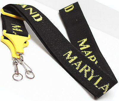 Vintage 1980s Maryland Neck Strap For Canon Nikon Pentax Polaroid Olympus Camera