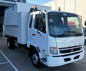 2009 Mitsubishi Fighter, Chipper Tipper Derrimut Brimbank Area Preview
