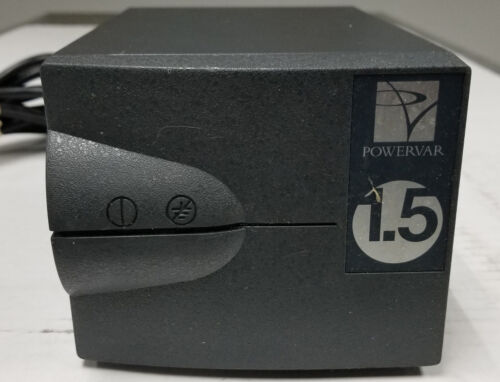 PowerVar AC Power Line Conditioner ABC152-11 / 1.5 amps 120V