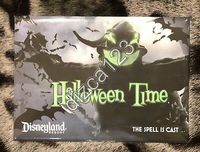Disney Button Disneyland Halloween Time Spell Is Cast Oogie Boogie AP NBC Button