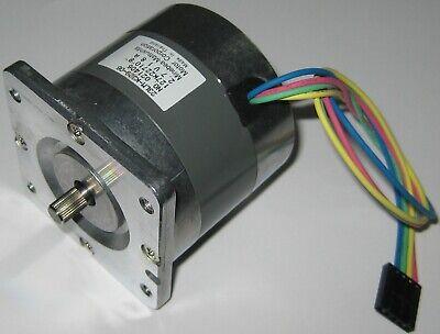 Minebea Bipolar Stepper Motor 1.8a - 200 Steps - 6mm Serrated Shaft D - 1.8 Deg