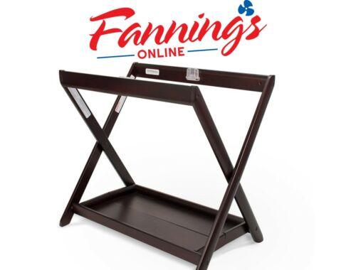 New Opened Box UPPAbaby Vista Bassinet Stand in Espresso, 0208E