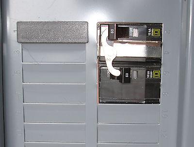 Generator Indoor Transfer Switch - New Square D Generator Transfer switch Panel Indoor for up to 10KW Generator