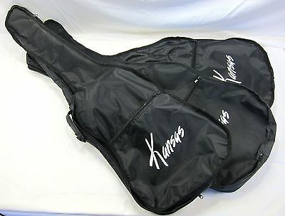 LOT of 3 Wholesale KANSAS Gig Bags ST / TL  Electric Basic But Effective