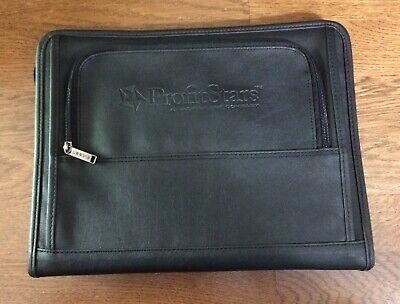 Leeds Leatherette Black Portfolio Wprofitstars Name Logo New