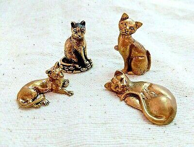 3Pcs Paladkik Thai Amulet Talisman Brass Powerful Love Lucky Charm Trade Wealthy