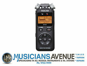 TASCAM DR05 PORTABLE DIGITAL RECORDER