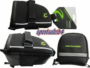 Saddle-Bag-Cannondale-Bicycle-Bag-Three-Sizes-New-3SB601