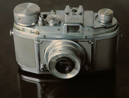 Ditto 99 - sweet looking 35mm rangefinder