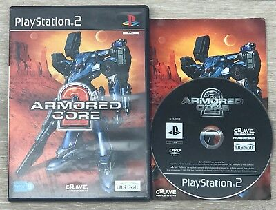 Armored Core 2 COMPLET (PS2) for sale  Shipping to Nigeria