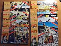 Capitan Miki Serie Xi - Copie Anastatiche 1999 Nuovo -  - ebay.it