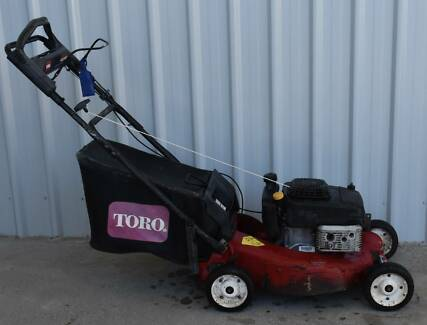 TORO Commercial Grade Self Propelled Push Mower Aldinga Beach Morphett Vale Area Preview