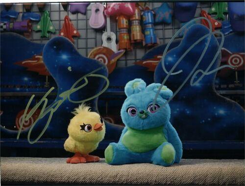 Jordan Peele Keegan Michael Key Toy Story Autographed Signed 8x10 Photo COA #4