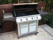 Everdure Kimberley BBQ Needs work natural gas Stainless Steel Greenwich Lane Cove Area Preview