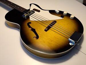 Basse Harmony H-22 1964 Vintage