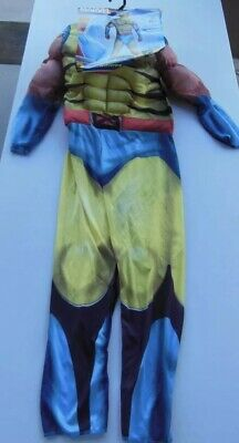 Marvel Avengers Wolverine Halloween Costume - Child Size Large - NEW!](Wolverine Halloween Costume Kids)