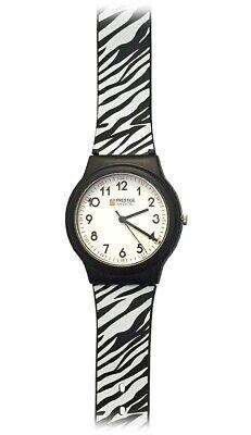 Medical Basic Scrub Watch Zebra Model 1770 Free Shipping