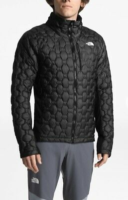 $229 NWT New Style Mens North Face Impendor Thermoball Hybrid Jacket Black Sz (Mens Face Style)