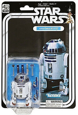 R2-D2 Artoo Detoo STAR WARS Black Series 40th Anniversary 6