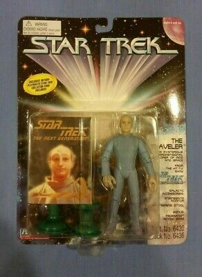 Star Trek The Traveler Action Figure MOC - $4.99