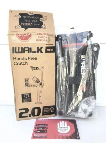iWalk 2.0 Hands Free Crutches Knee Crutch