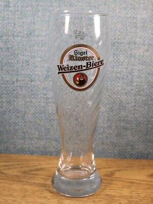 German Beer Tall Glass 0.5L 9.5