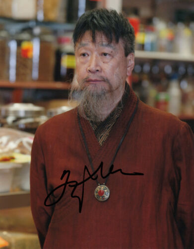 Tzi Ma authentic signed Once Upon a Time 10X8 photo AFTAL & UACC [15931] + COA