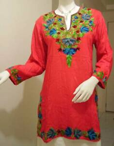 NEW - Kurti / Ladies top / Blouse / Bollywood / Salwar / Indian (#001)