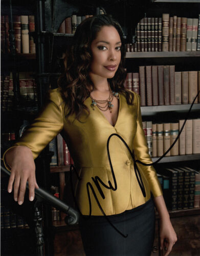Gina Torres authentic signed Suits 10x8 photo AFTAL & UACC [16000] COA In Person