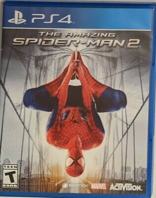 The Amazing Spider-Man 2- Sony PlayStation 4 - PS4 *Free Shipping*
