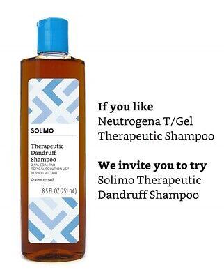Itchy Scalp Dandruff - Therapeutic Anti Dandruff Shampoo Solimo Itchy Flaky Scalp Treatment Shampoo