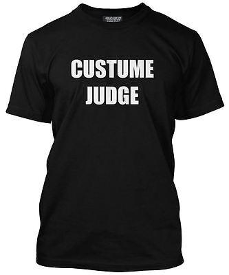 Kostüm Richter Kostüm Halloween Party Herren - Kostüm Richter Shirt