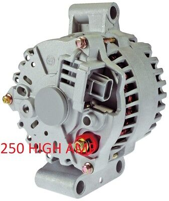 F 250 F 350 F 450 F550 HIGH OUTPUT FORD Super Duty V8 7.3L Diesel HD ALTERNATOR